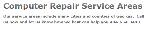 repair service areas